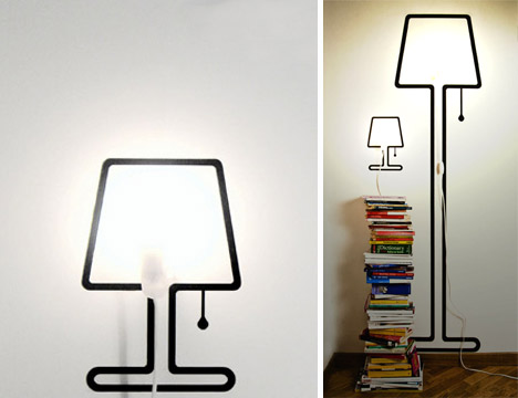 The Sticker Lamp (Tall U0026 Tiny) By Created By Italian Designer Alicero  Signoli. Buy Them At PA Design